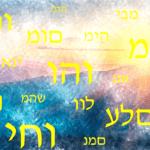 Trabajar los 72 Nombres de Dios con Péndulo Hebreo